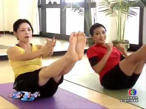 "YogaSutra in ""Pooying Pooying"" TV Program"