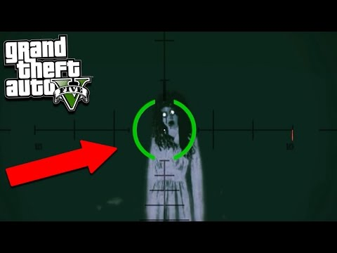 Playing GTA 5 At 3:00 Am Seriously WTF! (Scary)