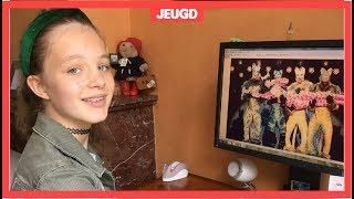 Anouck (12) is mega-fan van Katy Perry Video