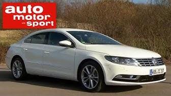 Fahrbericht VW CC