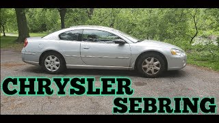 2005 Chrysler Sebring: Regular Car Reviews