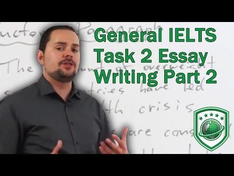 Видео Essay intro structure