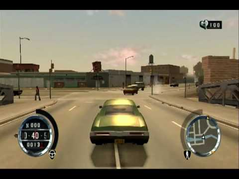 Driver parallel lines xbox original youtube.