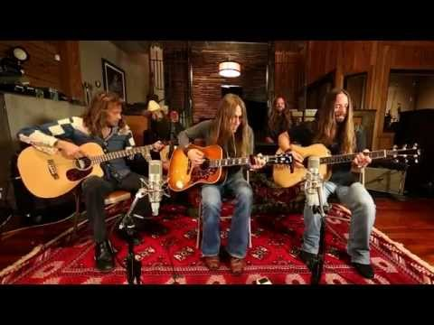 Blackberry Smoke   Ain't Much Left Of Me from Southern Ground Studios