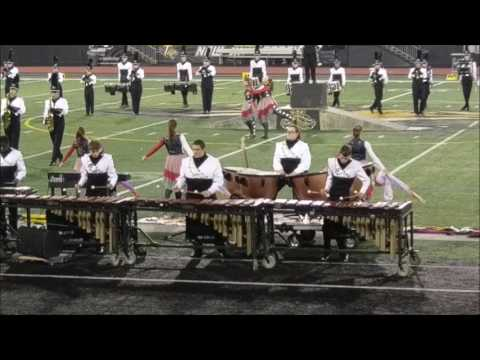 Oakdale High School Marching Band: State Champtionships 2016
