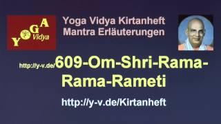Om Shri Rama Rama Rameti - Wofür steht das? 609