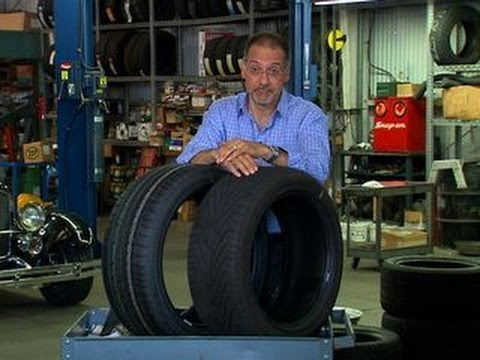 CNET On Cars - Smarter Driver, Understanding run-flat tires