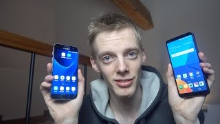 LG G6 vs. Samsung Galaxy S7 - Which Is Faster?!