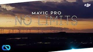 Mavic Pro Sunset Flight
