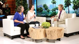 Ellen Meets a Courageous Mother and Daughter