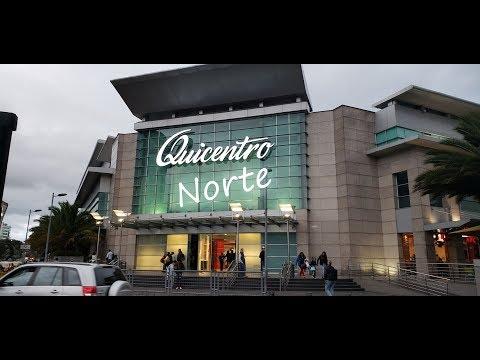 Quicentro Norte Quito Ecuador (Video Express a pedido). Albert Oleaga.