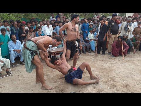 Malakhro Sindhi Game | Jiye Jung Mela Sakrand Malakhra