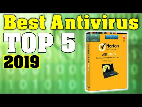 TOP 5: Best Antivirus 2019