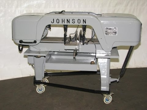 Johnson Machinery Sold