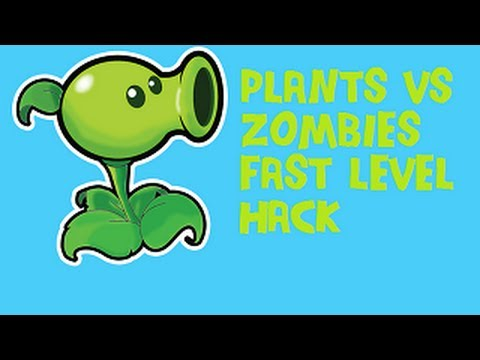 Plants vs. Zombies Fast Level Hack(x3 Hack)