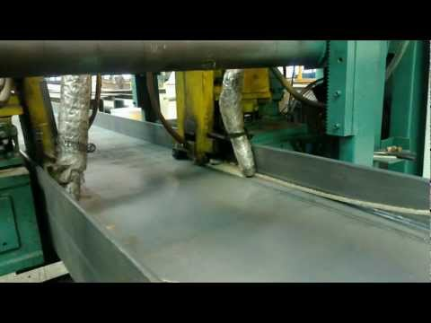 H Beam Welding Machine Part1