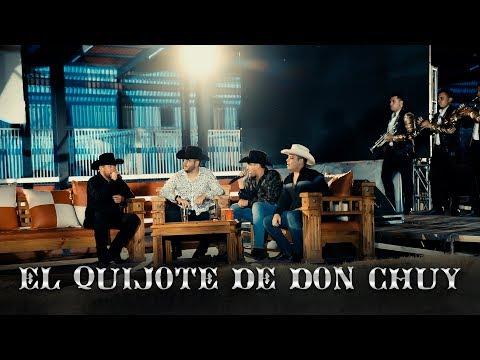 Calibre 50, Cuarto De Milla y Los De La Noria - El Quijote De Don Chuy (En Vivo)