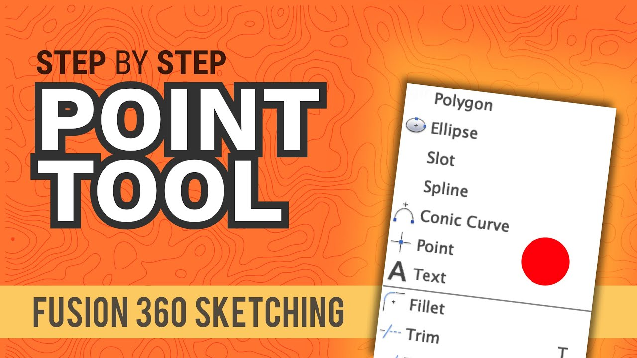 How to Add Sketch Points in Fusion 360