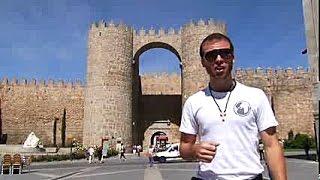 Medieval Wall of Avila - Avila, Spain