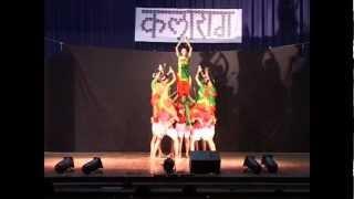Nikhil Karkhanis - Folk Dance - Dangi