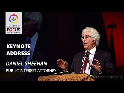 Attorney Daniel Sheehan Gives Sage Advice on Bringing a 9/11 Civil Action