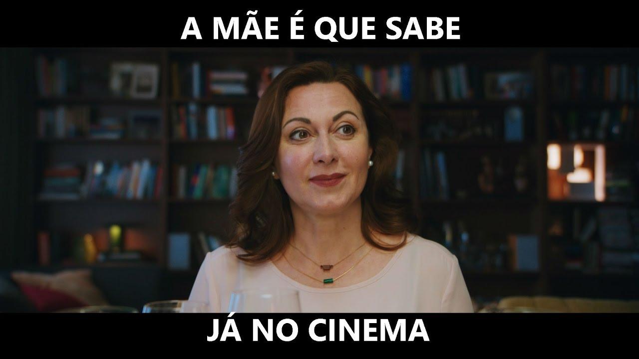 A MÃE É QUE SABE - Trailer Oficial (Portugal)