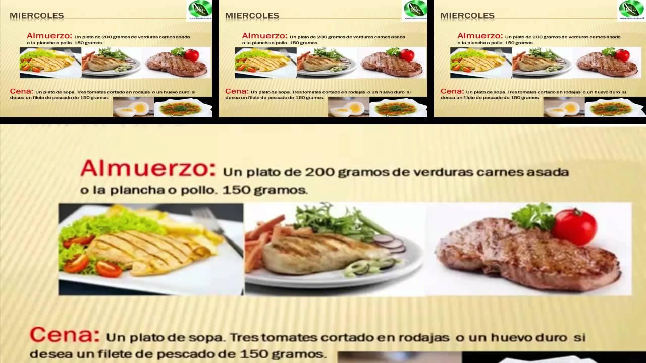 Verduras permitidas dieta hcg