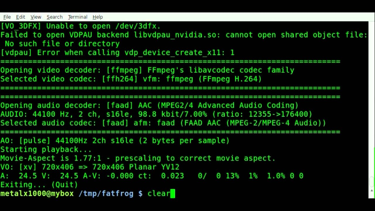 WebM with FFMPEG - YouTube