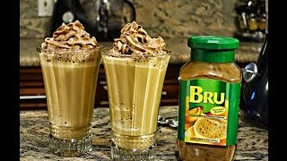 Quick & Easy Frappuccino | Instant Cold Coffee Recipe