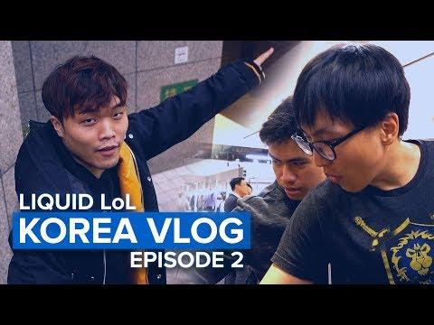 Korea Vlog EP. 2: Shopping Spree