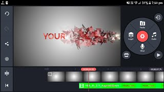 How to make a PARTICLE INTRO in Kinemaster | KineMaster Tutorials | Tech Share Tamil MP3