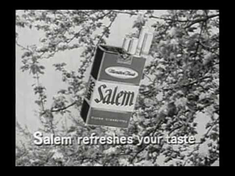 Salem Cigarettes -