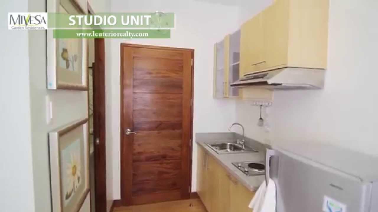 Condominium For Sale In Mivesa Garden Residences At Lahug Cebu City Youtube