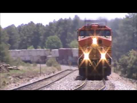 Ultimate BNSF Video | 50+ Trains!!