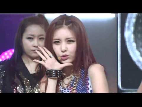 [LIVE 繁中字] 120108 T-ara - Lovey-Dovey @ Comeback Stage