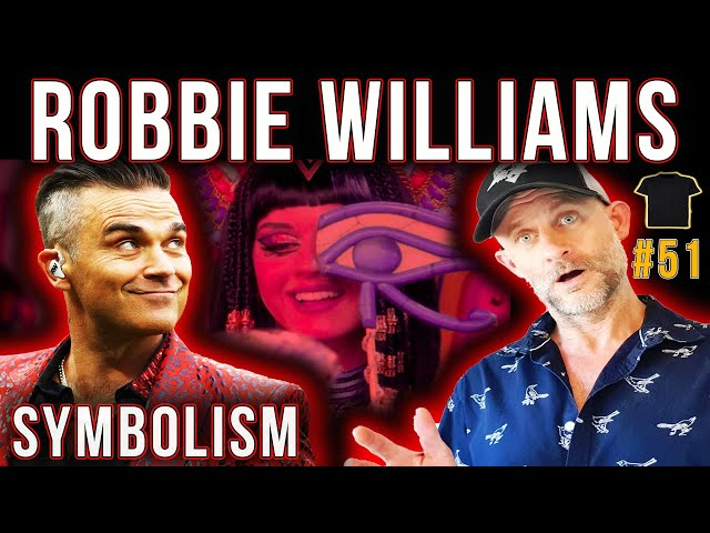 Robbie Williams and Chris Thrall PART 1   Re-Upload   What's Going On In Hollywood?