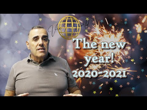 Vic's World - The new year 2020 - 2021