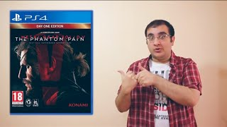 İnceleme: METAL GEAR SOLID V THE PHANTOM PAIN