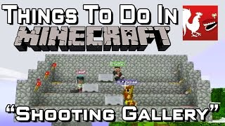 Things to do in: Minecraft - Shooting Gallery