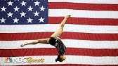 16-year-old Suni Lee finishes 2nd to Simone Biles at US NationalsNBC Sports