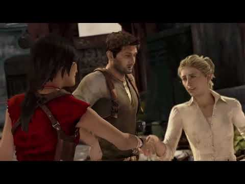 Uncharted 2: Among Thieves - E3 Trailer