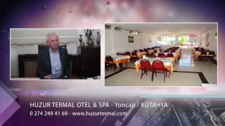 HUZUR APART OTEL & SPA - KÜTAHYA YONCALI
