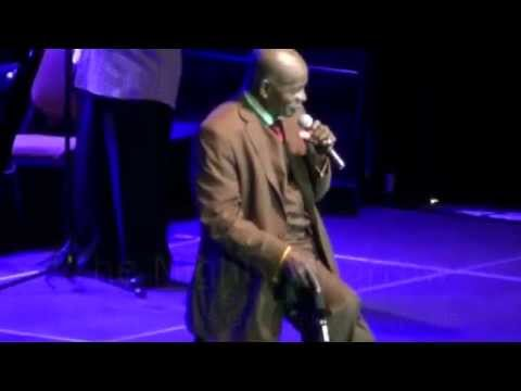 Saltfish The Mighty Sparrow Live 2014
