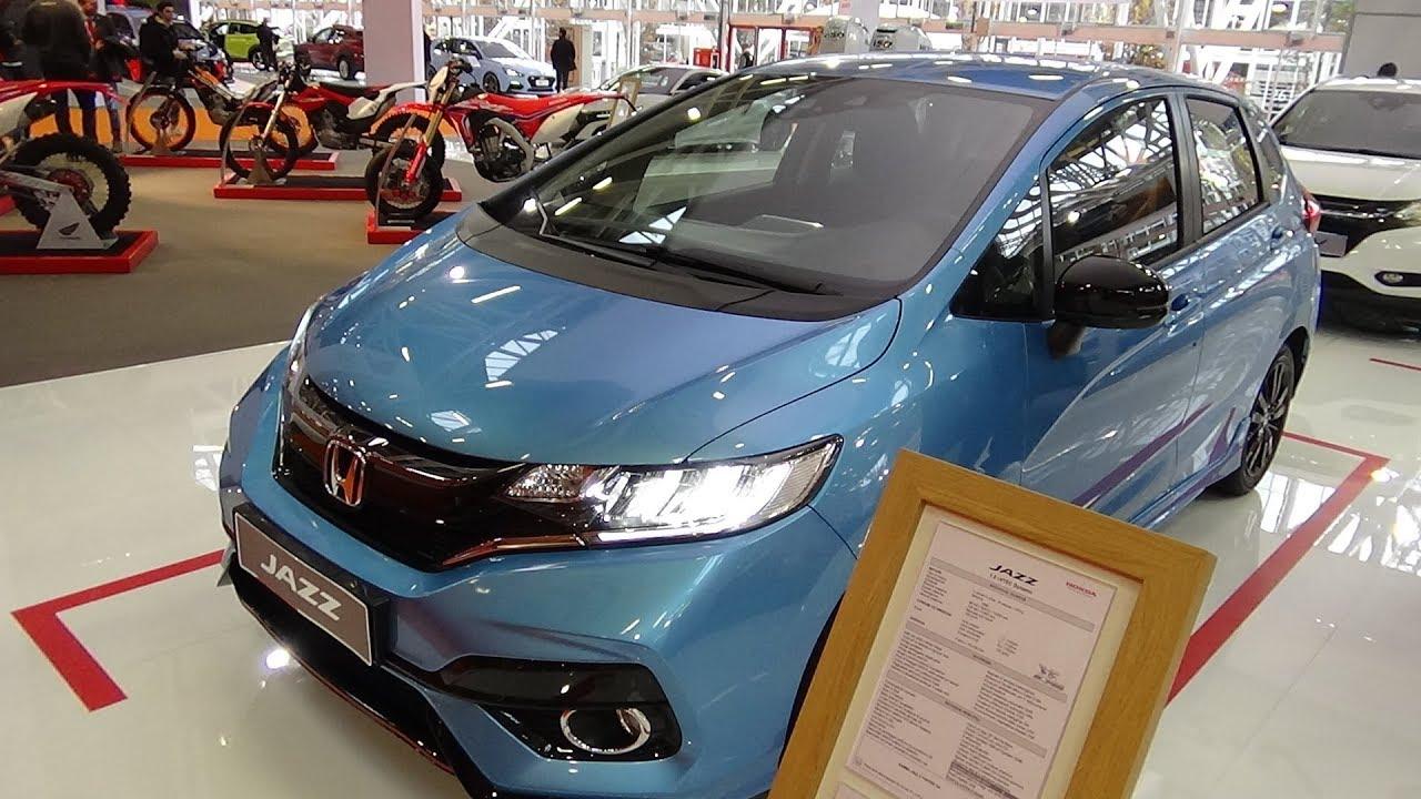 2018 Honda Jazz 15 I Vtec Dynamic Exterior And Interior Bologna