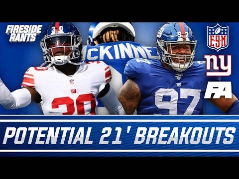 3 New York Giants Who Could Take Huge Steps Forward In 2021