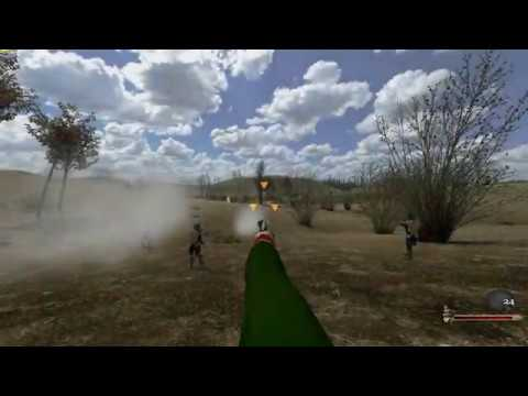 55 Chile rifleman VS 160 tribesman, what could go wrong? - Mount and blade: Warband - Chile mod