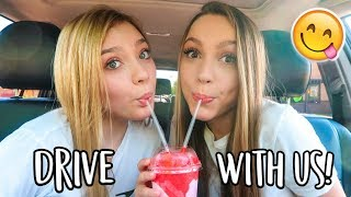 DRIVE WITH ME!! My Current Playlist & T...