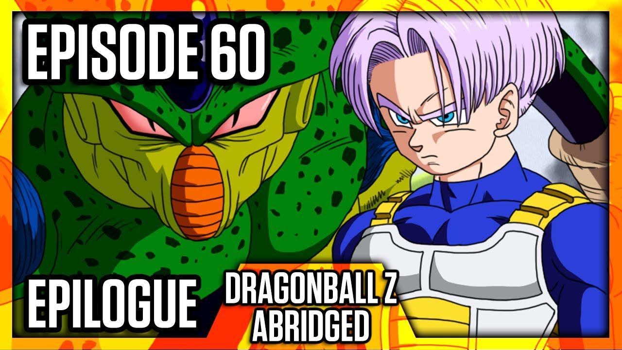 Dragon Ball Z Abridged Episode 60 Epilogue Dbza60 Team Four
