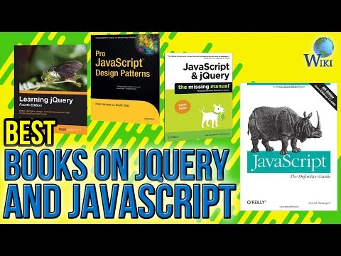 9 Best Books On JQuery And Javascript 2017