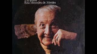Homenaje a Rosa Mercedes de Morales (Tracks A4 y A5) (1967)